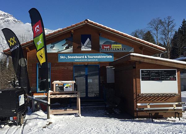 Skiverleih Alpinwelt